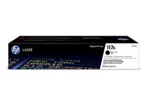 Тонер касети и тонери за цветни лазерни принтери » Тонер HP 117A за 150/178/179, Black (1K)