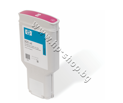 CN629A Мастило HP 772, Magenta (300 ml)
