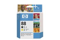 Мастила и глави за мастиленоструйни принтери » Глава HP 88, Black + Yellow