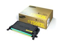 Тонер касети и тонери за цветни лазерни принтери Samsung » Тонер Samsung CLT-Y5082L за CLP-620/670/CLX-6220, Yellow (4K)