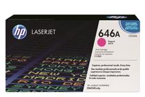 Тонер касети и тонери за цветни лазерни принтери » Тонер HP 646A за CM4540, Magenta (12.5K)