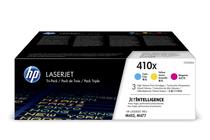 Тонер касети и тонери за цветни лазерни принтери » Тонер HP 410X за M377/M452/M477 3-pack, 3 цвята (3x5K)