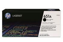 Тонер касети и тонери за цветни лазерни принтери » Тонер HP 651A за M775, Black (13.5K)