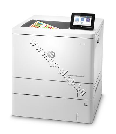 7ZU79A Принтер HP Color LaserJet Enterprise M555x