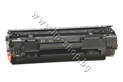 CB436A Тонер HP 36A за M1120/P1505/M1522 (2K)