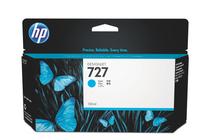 Мастила и глави за широкоформатни принтери » Мастило HP 727, Cyan (130 ml)