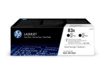 Тонер касети и тонери за лазерни принтери » Тонер HP 83X за M201/M225 2-pack (2x2.2K)