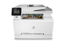 Лазерни многофункционални устройства (принтери) » Принтер HP Color LaserJet Pro M283fdn mfp