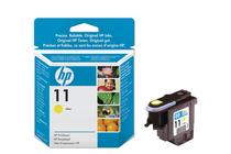 Мастила и глави за широкоформатни принтери » Глава HP 11, Yellow