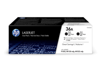 Тонер касети и тонери за лазерни принтери » Тонер HP 36A за M1120/P1505/M1522 2-pack (2x2K)