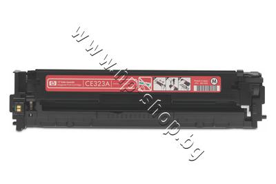 CE323A Тонер HP 128A за CM1415/CP1525, Magenta (1.3K)
