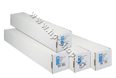 "C6036A HP Bright White Inkjet Paper (36"")"