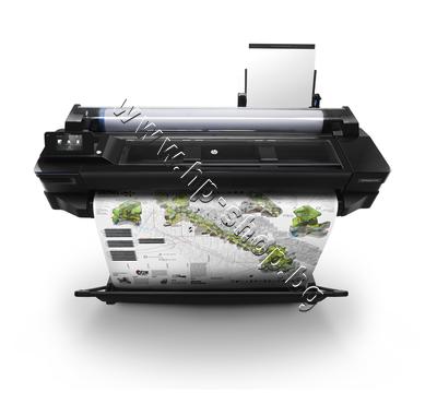CQ893C Плотер HP DesignJet T520 (91cm)