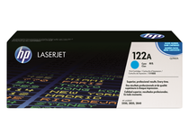 Тонер касети и тонери за цветни лазерни принтери » Тонер HP 122A за 2550/2800, Cyan (4K)
