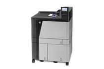 Цветни лазерни принтери » Принтер HP Color LaserJet Enterprise M855x+
