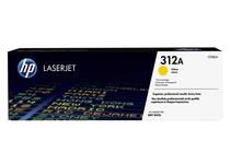 Тонер касети и тонери за цветни лазерни принтери » Тонер HP 312A за M476, Yellow (2.7K)