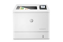 Цветни лазерни принтери » Принтер HP Color LaserJet Enterprise M554dn
