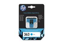 Мастила и глави за мастиленоструйни принтери » Мастило HP 363, Cyan