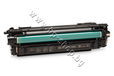 CF460X Тонер HP 656X за M652/M653, Black (27K)