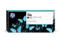 Мастила и глави за широкоформатни принтери » Мастило HP 746, Photo Black (300 ml)