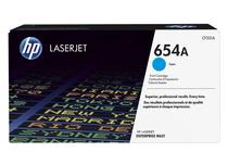 Тонер касети и тонери за цветни лазерни принтери » Тонер HP 654A за M651, Cyan (15K)