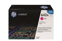 Тонер касети и тонери за цветни лазерни принтери » Тонер HP 642A за CP4005, Magenta (7.5K)