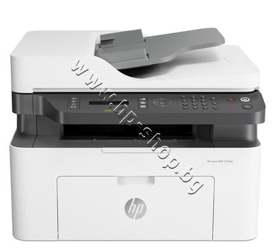 4ZB84A Принтер HP Laser 137fnw mfp