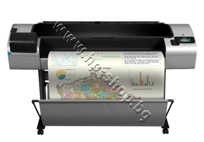 CR652A Плотер HP DesignJet T1300ps