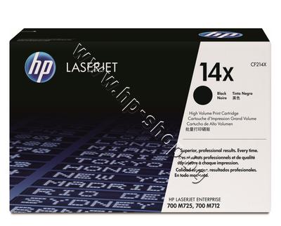 CF214X Тонер HP 14X за M712/M725 (17.5K)