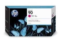 Мастила и глави за широкоформатни принтери » Мастило HP 90, Magenta (400 ml)