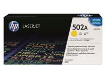 Тонер касети и тонери за цветни лазерни принтери » Тонер HP 502A за 3600, Yellow (4K)