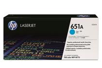 Тонер касети и тонери за цветни лазерни принтери » Тонер HP 651A за M775, Cyan (16K)