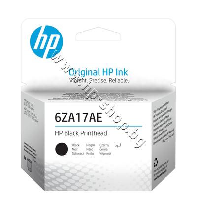 6ZA17AE Глава HP GT 6ZA17AE, Black
