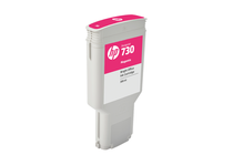 Мастила и глави за широкоформатни принтери » Мастило HP 730, Magenta (300 ml)