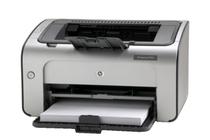 Черно-бели лазерни принтери » Принтер HP LaserJet P1006