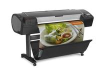 Широкоформатни принтери и плотери » Плотер HP DesignJet Z5400ps
