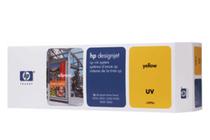 Мастила и глави за широкоформатни принтери » HP Комплект за DJ CP UV, Yellow