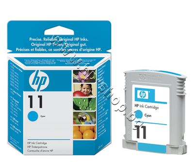 C4836A Мастило HP 11, Cyan