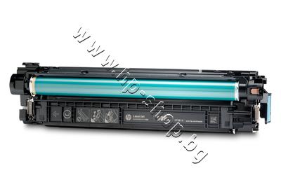 CF361X Тонер HP 508X за M552/M553/M577, Cyan (9.5K)