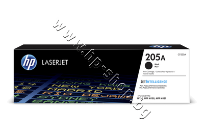 CF530A Тонер HP 205A за M180/M181, Black (1.1K)