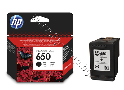 CZ101AE Касета HP 650, Black
