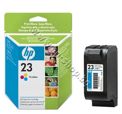 C1823D Касета HP 23, Tri-color