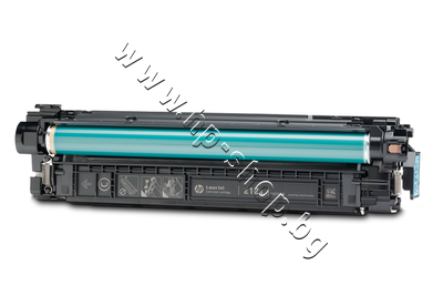 W2121A Тонер HP 212A за M554/M555/M578, Cyan (4.5K)