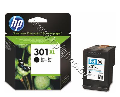 CH563EE Касета HP 301XL, Black