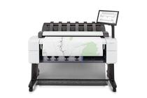 Широкоформатни принтери и плотери » Плотер HP DesignJet T2600dr ps mfp