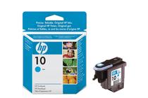 Мастила и глави за мастиленоструйни принтери » Глава HP 10, Cyan