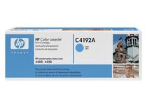 Тонер касети и тонери за цветни лазерни принтери » Тонер HP за 4500/4550, Cyan (6K)