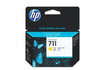 Мастила и глави за широкоформатни принтери » Мастило HP 711, Yellow (29 ml)