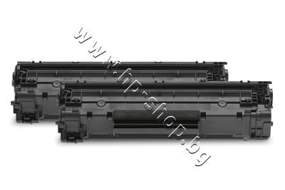 CE285AD Тонер HP 85A за P1102/M1132/M1212 2-pack (2x1.6K)
