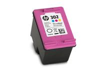 Мастила и глави за мастиленоструйни принтери » Касета HP 302, Tri-color